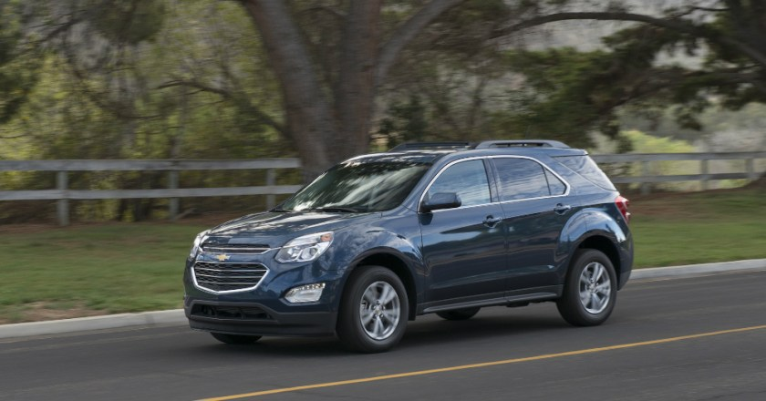 2017 Chevrolet Equinox: Don't Fix What Isn't Broke