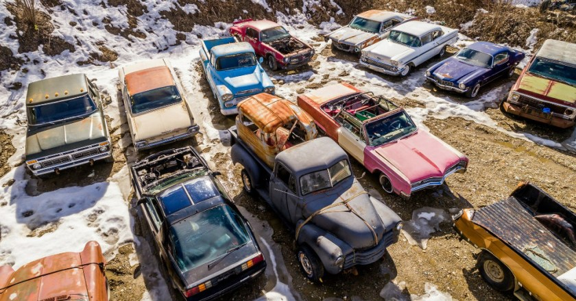 Northern Car Collection that Could be Yours