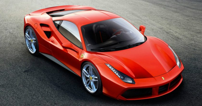2017 Ferrari 488 GTB: A Work of Art