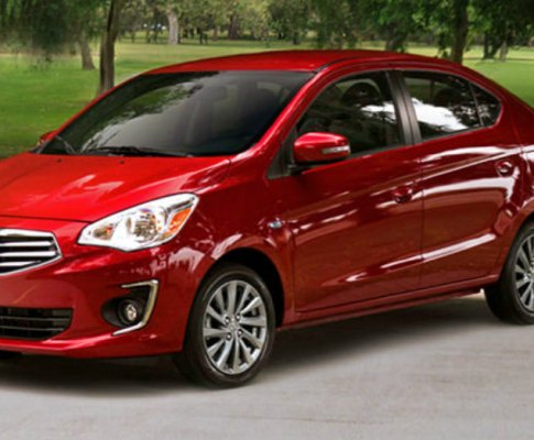 2018 Mitsubishi Mirage G4: Practical Sedan Driving
