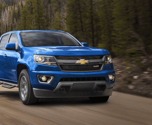 Check Out the New Chevrolet Colorado