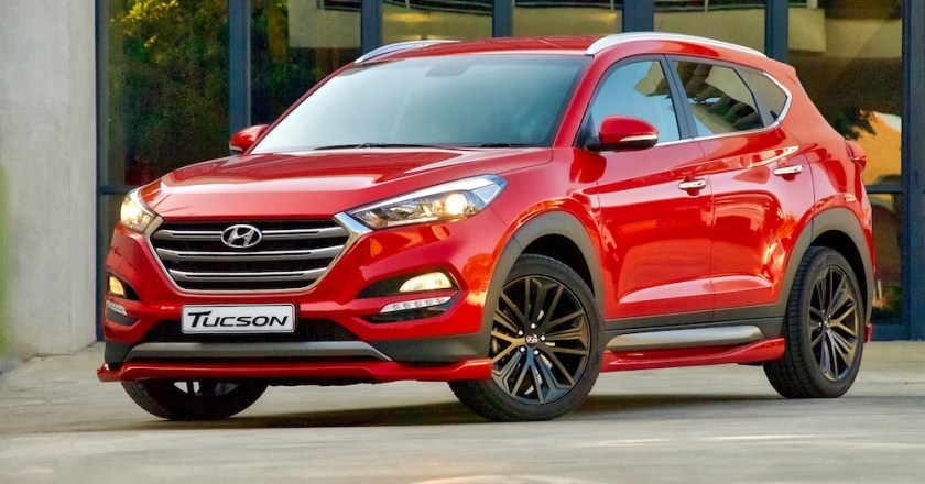 The Hyundai SUVs are Coming