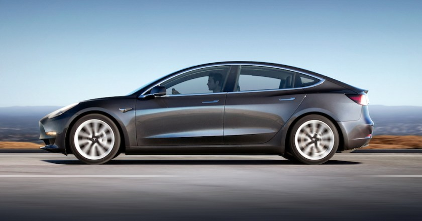 The Tesla Model 3 Continues a Tradition of Quickness