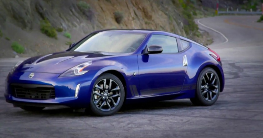 The Nissan Z Car Continues with Only Minor Upgrades