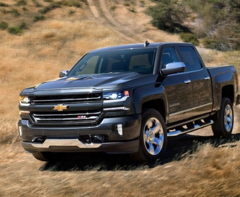 Don't Look to the Chevrolet Silverado for Fuel Efficiency