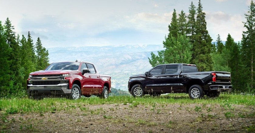 The 2019 Chevrolet Silverado is Redesigned and Ready to Drive