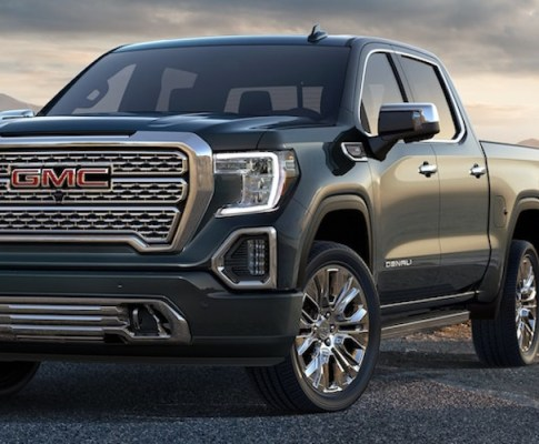 A Lot to Love about the GMC Sierra