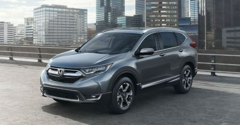 2019 Honda CR-V A Bit of Everything in One Package