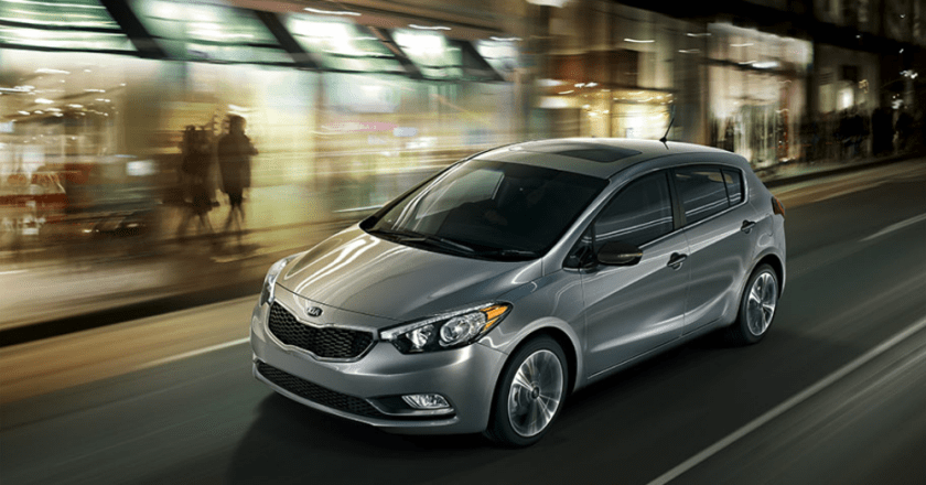 A New Kia Forte5 Hatchback Could be on the Way