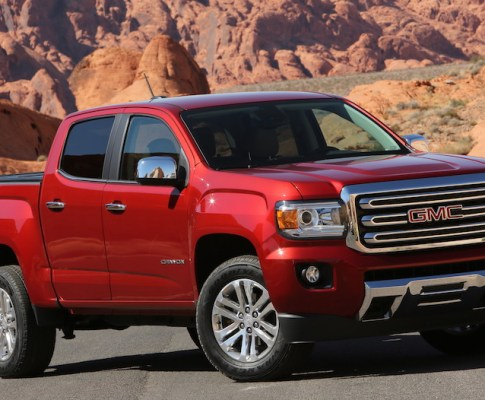 GMC Gives you Stylish Practicality