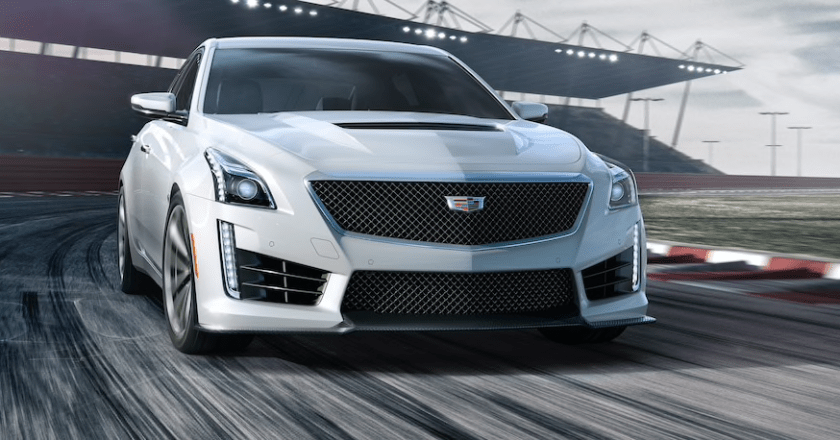 The Cadillac CTS-V is the Right American Luxury Car