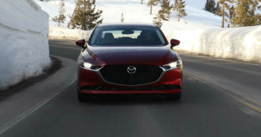 Why is the New Mazda3 Old Fashioned?