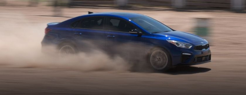 2020 Kia Forte: A Pleasant and Refined Ride