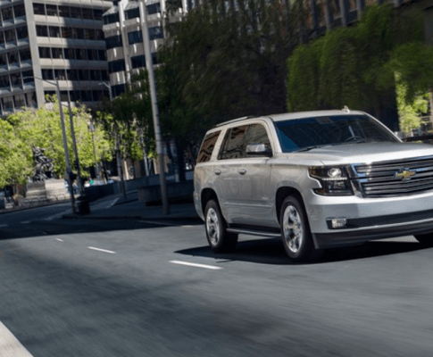 Compare the Tahoe vs. Explorer and Choose Right