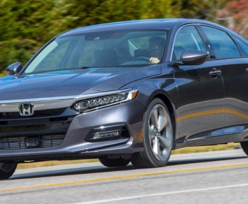 Luxury Sedan – The Commonly Uncommon Honda Accord