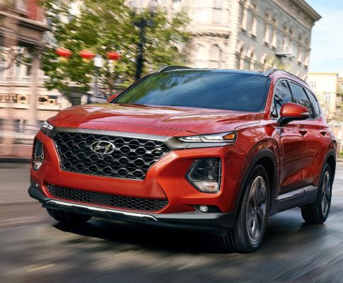 SUV – Choose the Hyundai Santa Fe for a Great Drive