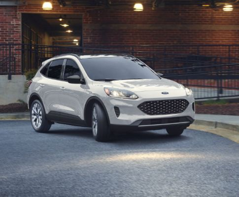 SUV – Its Time to Drive the Ford Escape