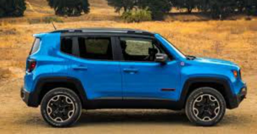 2020 Jeep – More for You in the Jeep Renegade