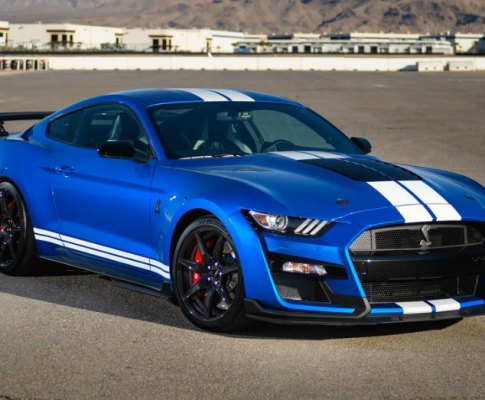 2020 Ford Mustang is the High Point for You