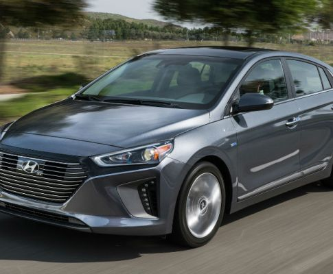2020 Hyundai – Excellent Savings in the Ioniq Hybrid