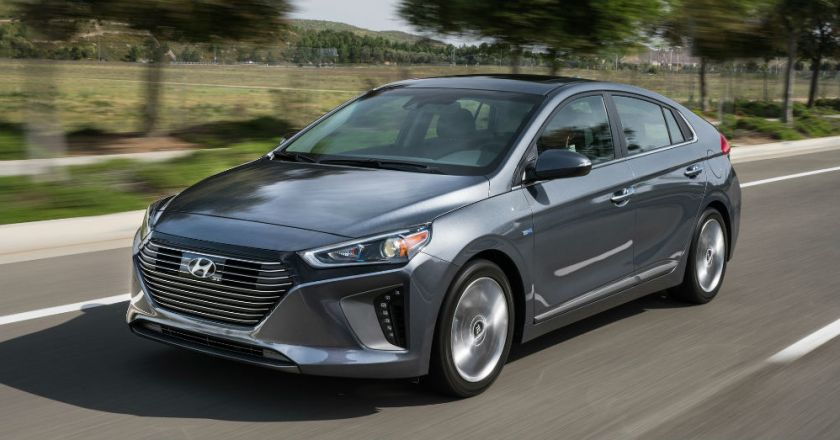 2020 Hyundai – Excellent Savings in the Ioniq Hybrid