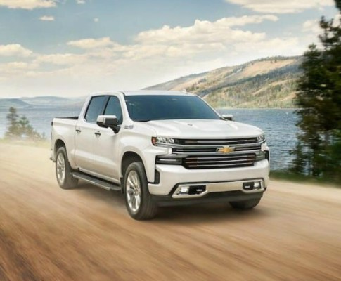 2020 Chevrolet – The Power in the Silverado 1500