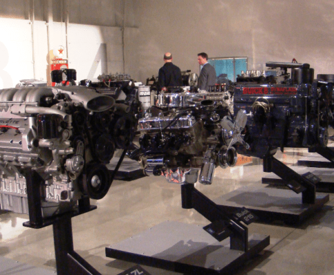 Historically Interesting Engines from GM