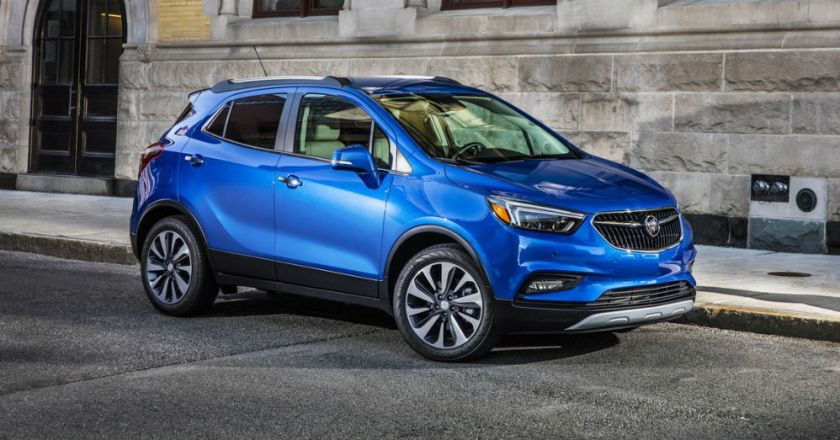 2020 Buick Encore – Small and Efficient Premium SUV