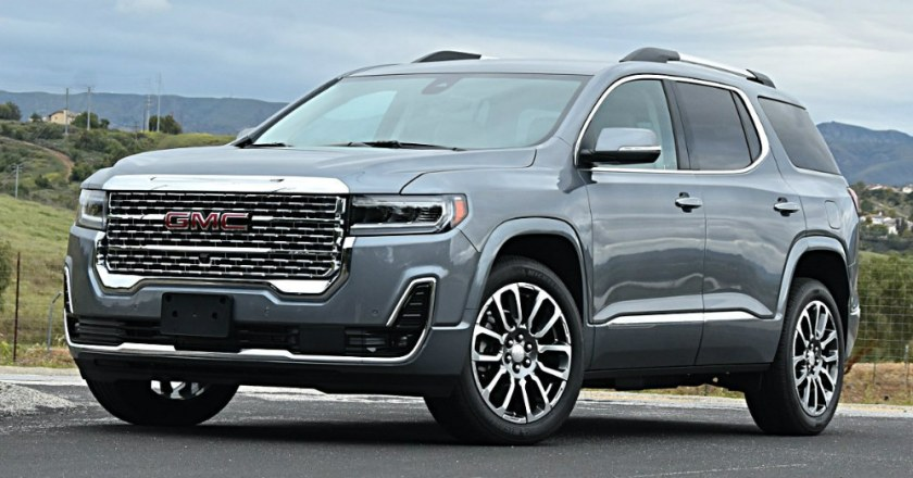 2020 GMC Acadia – The Good and the Bad