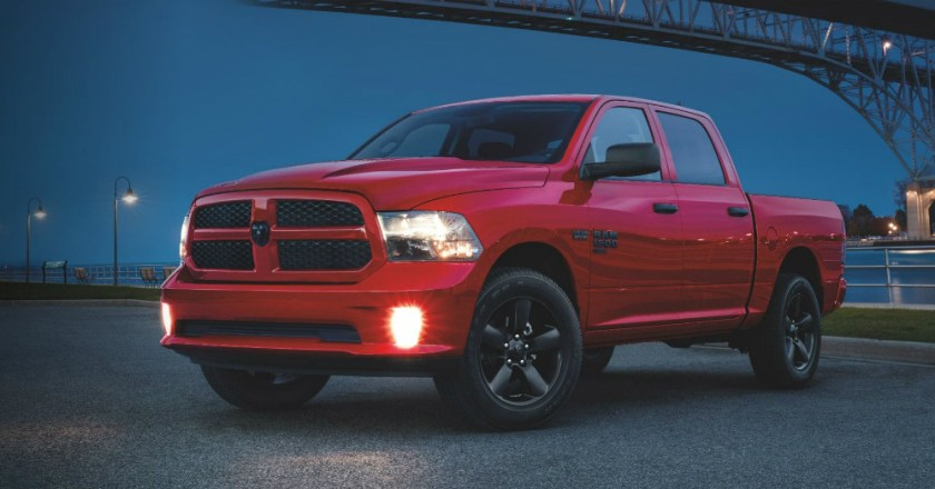 Diesel Power in the Ram 1500 Truck Lineup