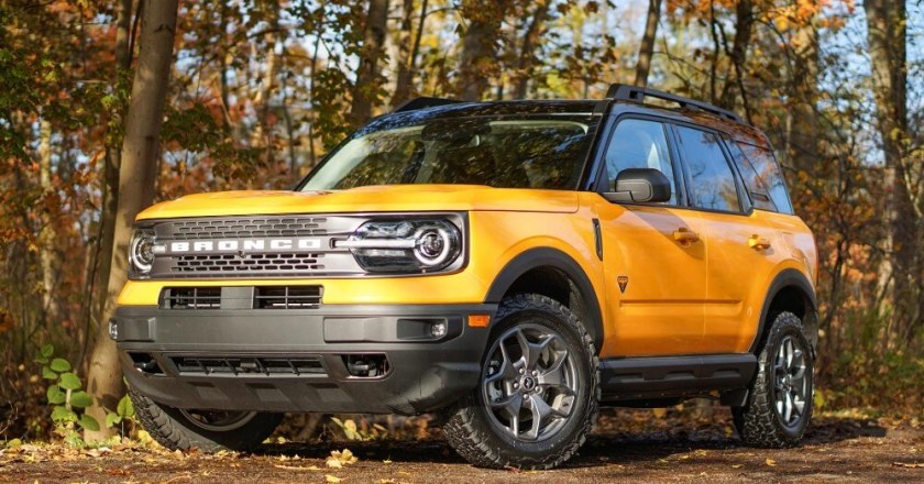 Five Reasons Why You'll Like the Ford Bronco Sport More than the Jeep Wrangler
