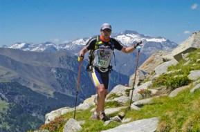 bastones trail running y ultra trail fotos