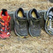 fotos Zapatillas ultra trail salomon asics, adidas