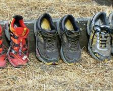 fotos Zapatillas ultra trail salomon asics, adidas