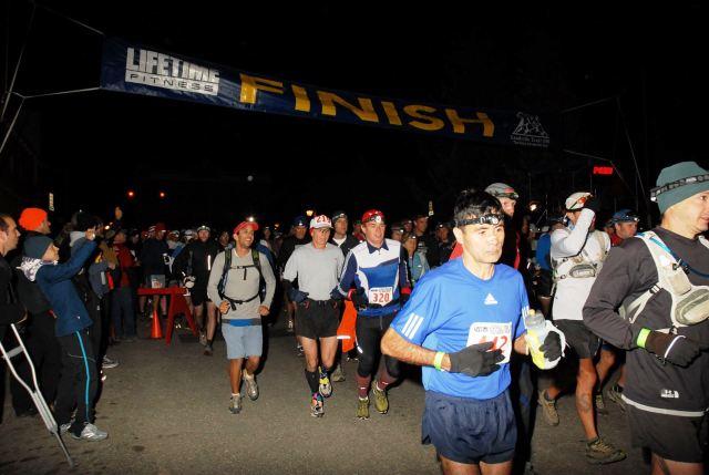 Leadville 100 Miles Start