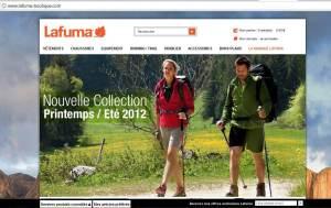 Comprar Lafuma online