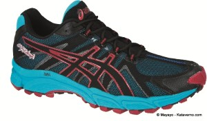 Zapatillas Trail Running Asics  GEL-FUJI ATTACK