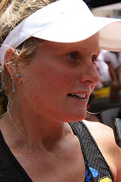 Transvulcania 2012: Vencedora Anna Frost, del Salomon Running