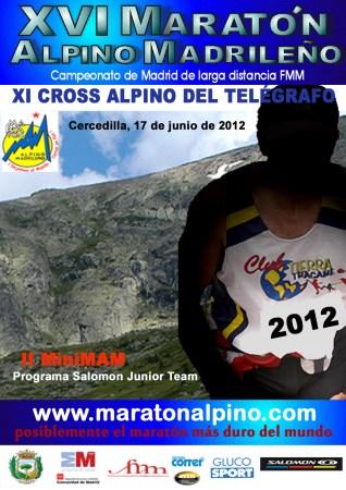Maraton Alpino Madrileño 2012 fotos