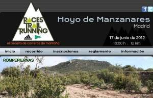 Races Trail Running 2012 Hoyo Manzanares 17jun 12km