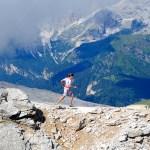Mireia Miro fotos Skyrunning Skyrace dolomitas