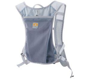 mochila hidratación nathan minimist vest vista trasera