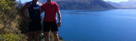 Trail running luis alonso marcos grand slam marathon. Previa del Big Easy (NZ)