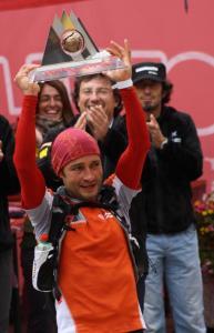 Oscar Perez López campéon de tor des geants 2012