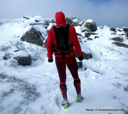 Salomon Sense Mantra: Rodajes técnicos en las nieves del Guadarrama