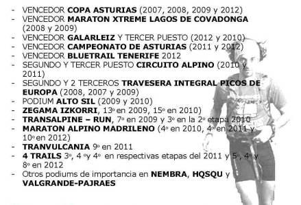Santi Obaya Palmarés Carreras Montaña 2007 2012