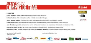 Campus trail ultrarun ponencias 19-21abr
