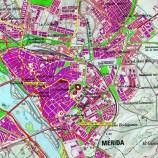 MIllas Romanas Mérida 2013 Tramos urbanos merida