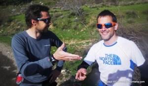 Ultra trails: Entrenando con Zigor Iturrieta y Sergio fernandez en Campus Trail Ultrarun