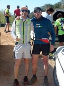 101 de Ronda 2013: Entrenamiento ultra en Trail Batalla Alarcos.
